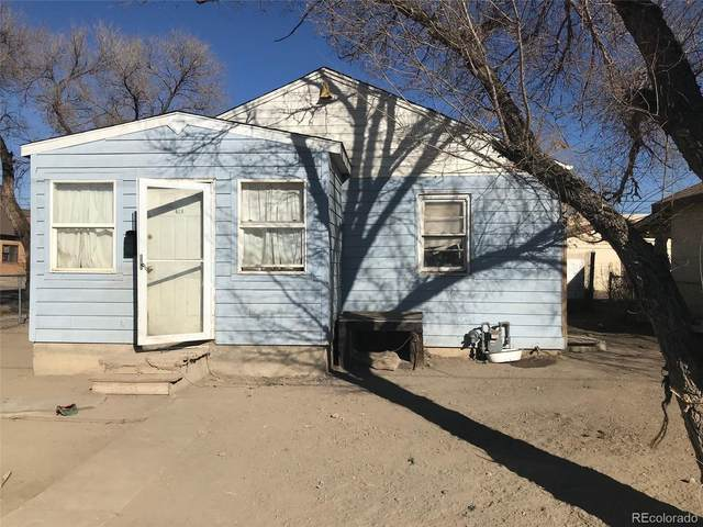 621 W 8th Street, Pueblo, CO 81003 (#1860081) :: The Harling Team @ Homesmart Realty Group