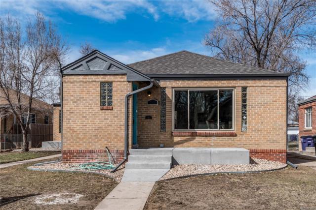 1539 N Willow Street, Denver, CO 80220 (#1860215) :: Bring Home Denver