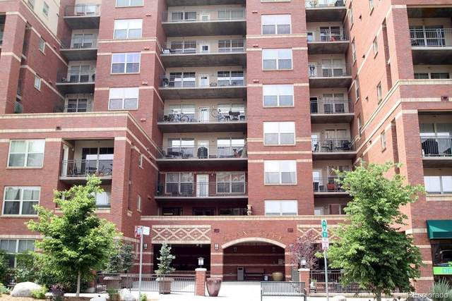 1975 N Grant Street #411, Denver, CO 80203 (MLS #1860445) :: 8z Real Estate