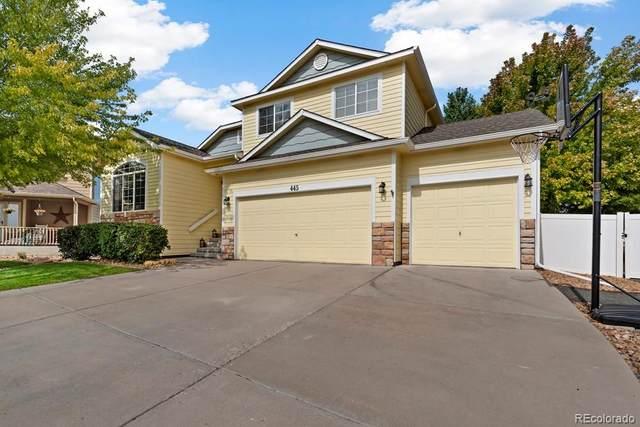 445 Wrybill Court, Loveland, CO 80537 (MLS #1860875) :: 8z Real Estate