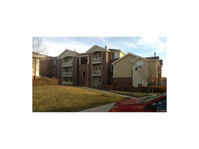 19303 E College Drive #103, Aurora, CO 80013 (#1860973) :: The Peak Properties Group
