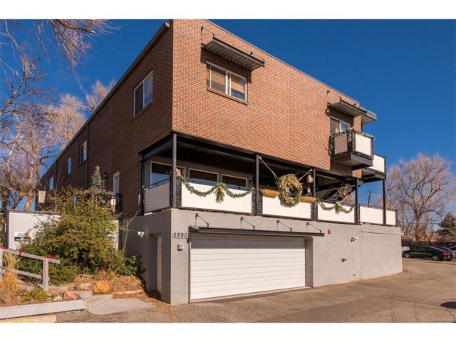 2890 Harlan Street #106, Wheat Ridge, CO 80214 (MLS #1861538) :: 8z Real Estate