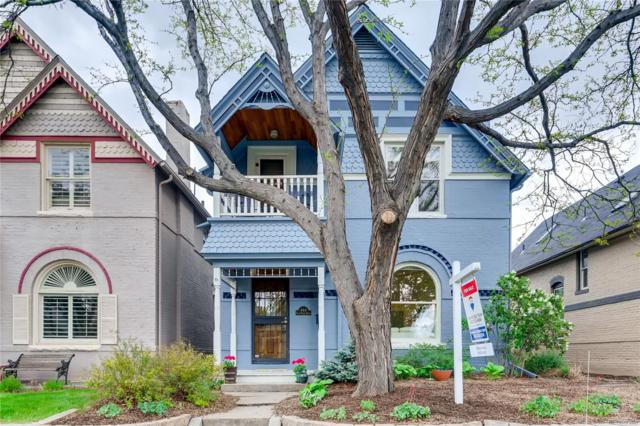 444 S Pearl Street, Denver, CO 80209 (#1861845) :: The Healey Group