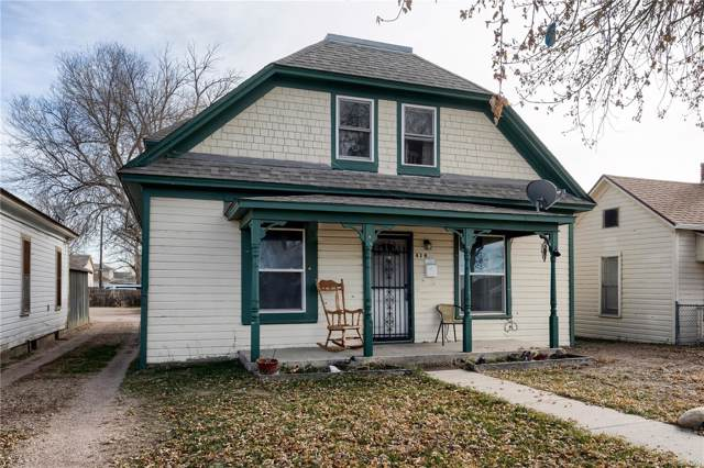 410 11th Avenue, Greeley, CO 80631 (#1861860) :: The DeGrood Team