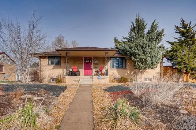 2900 Poplar Street, Denver, CO 80207 (#1862024) :: iHomes Colorado