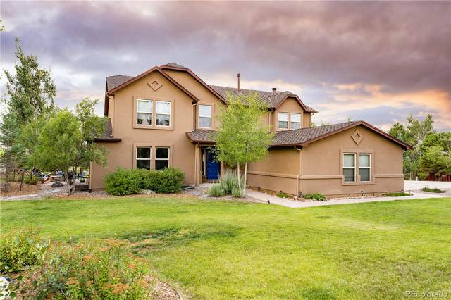385 Palm Springs Drive, Colorado Springs, CO 80921 (#1862065) :: Own-Sweethome Team