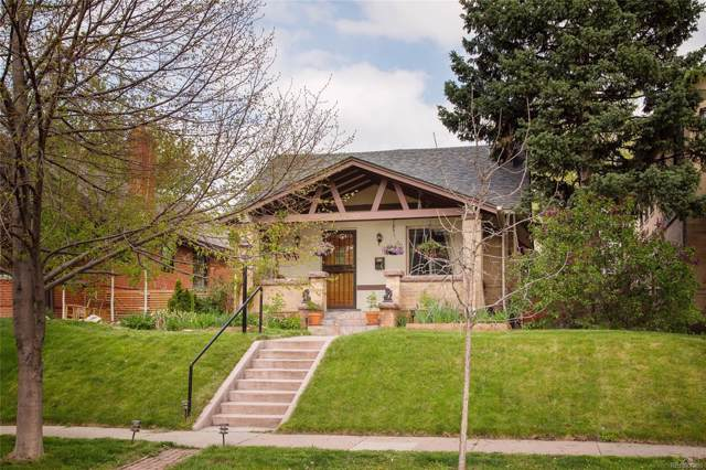 328 S Gilpin Street, Denver, CO 80209 (#1862238) :: The DeGrood Team