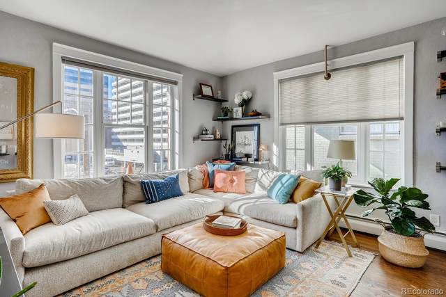 325 E 18th Avenue #302, Denver, CO 80203 (#1862240) :: Berkshire Hathaway HomeServices Innovative Real Estate