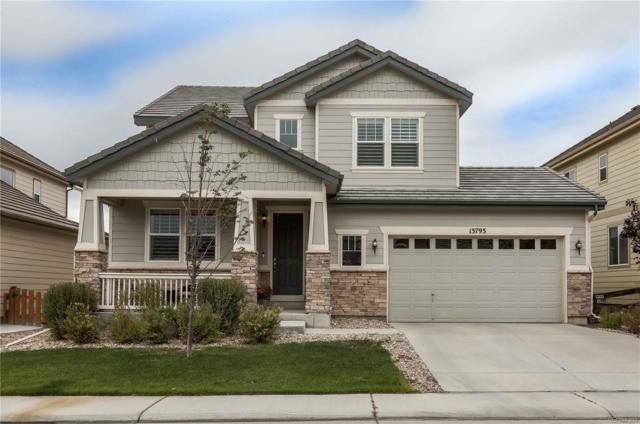 13793 Ashgrove Circle, Parker, CO 80134 (#1862881) :: The HomeSmiths Team - Keller Williams