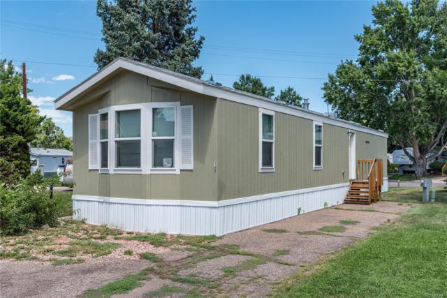 3650 S Federal Boulevard #199, Englewood, CO 80110 (#1862903) :: The Heyl Group at Keller Williams