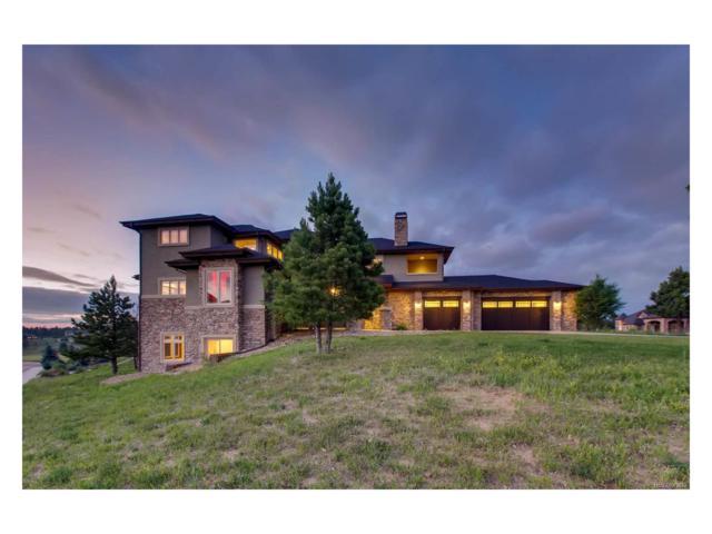 5312 Golden Ridge Court, Parker, CO 80134 (MLS #1862968) :: 8z Real Estate