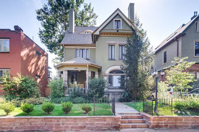 1326 Columbine Street #4, Denver, CO 80206 (#1863019) :: My Home Team