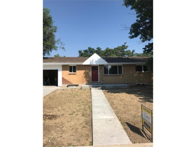 9065 Cypress Drive, Thornton, CO 80229 (MLS #1863363) :: 8z Real Estate