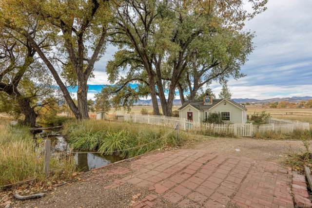 1109 W County Road 56, Fort Collins, CO 80524 (#1863394) :: The Margolis Team