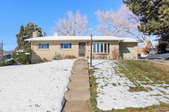 2793 S Vrain Street, Denver, CO 80236 (#1863397) :: Berkshire Hathaway HomeServices Innovative Real Estate