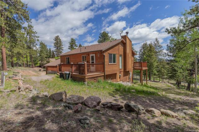 963 Burland Drive, Bailey, CO 80421 (MLS #1863451) :: Bliss Realty Group