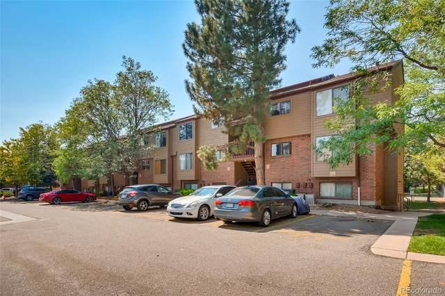 226 Wright Street #305, Lakewood, CO 80228 (MLS #1863498) :: Stephanie Kolesar