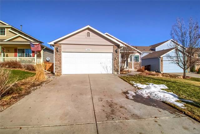 12868 Capital Creek Street, Parker, CO 80134 (#1863811) :: The DeGrood Team