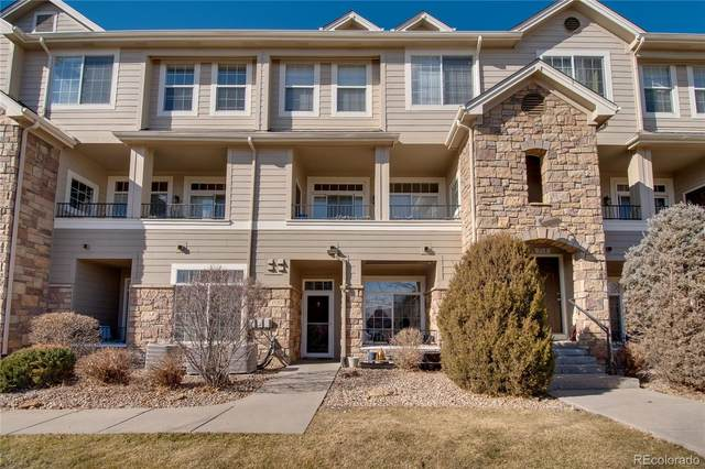 1540 S Florence Way #506, Aurora, CO 80247 (#1864380) :: The Harling Team @ HomeSmart