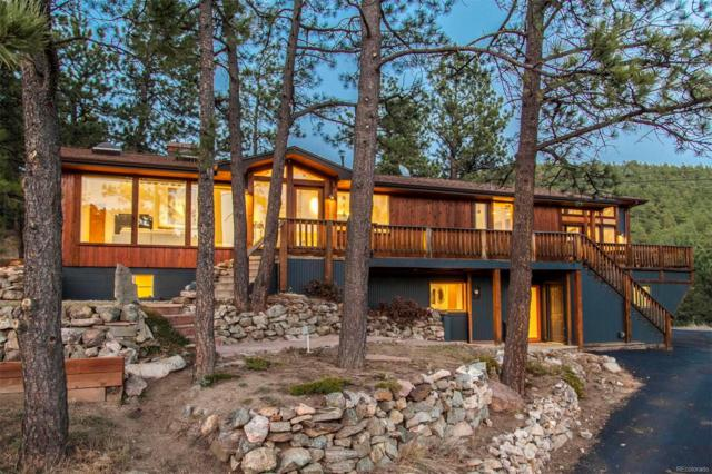 1996 Fourmile Canyon Drive, Boulder, CO 80302 (MLS #1864969) :: Keller Williams Realty