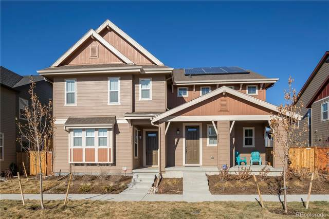 9295 E Prairie Meadow Drive, Denver, CO 80238 (#1865637) :: Bring Home Denver with Keller Williams Downtown Realty LLC