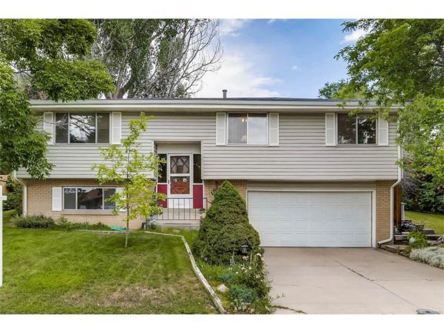 10121 W 69th Avenue, Arvada, CO 80004 (MLS #1865782) :: 8z Real Estate