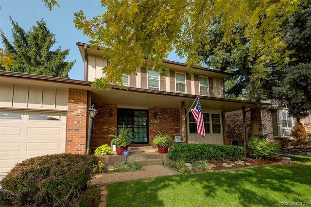 7857 S Magnolia Way, Centennial, CO 80112 (MLS #1866163) :: Neuhaus Real Estate, Inc.