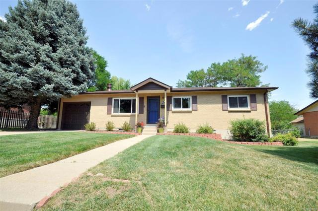 984 S Vivian Court, Lakewood, CO 80228 (#1866202) :: Structure CO Group