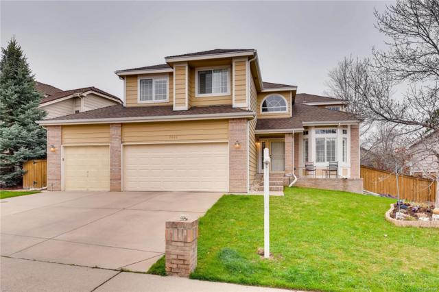 7006 Mountain Brush Circle, Highlands Ranch, CO 80130 (#1866333) :: The HomeSmiths Team - Keller Williams