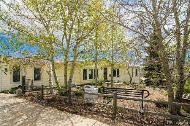 31910 Robinson Hill Road, Golden, CO 80403 (MLS #1866826) :: Kittle Real Estate