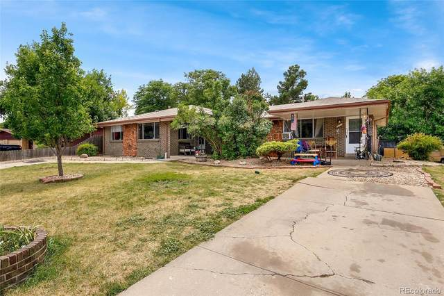 11938-11940 W 62nd Place, Arvada, CO 80004 (#1866990) :: Relevate | Denver