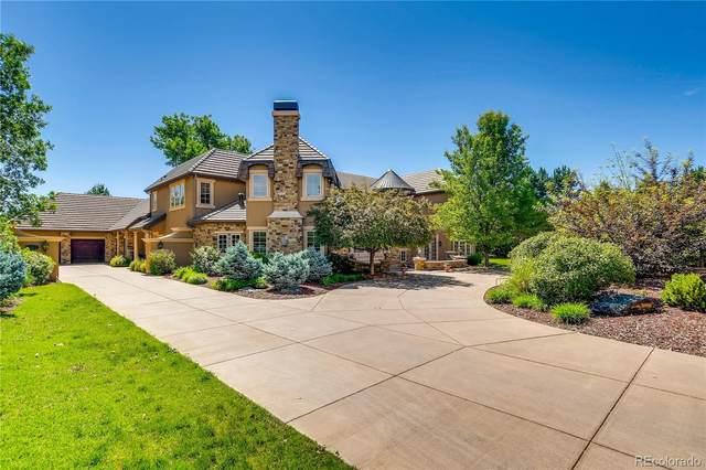 4 Ravenswood Road, Cherry Hills Village, CO 80113 (MLS #1867236) :: 8z Real Estate
