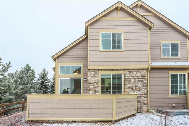 2605 Cutters Circle #103, Castle Rock, CO 80108 (#1867402) :: Wisdom Real Estate