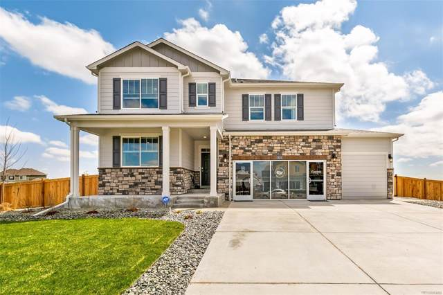 6112 Yellowtail Street, Timnath, CO 80547 (#1867648) :: HomePopper