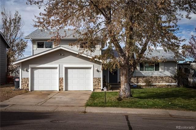 17245 E Brown Circle, Aurora, CO 80013 (#1867928) :: Kimberly Austin Properties