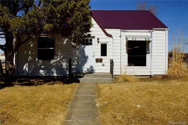 402 Mckinley Street, Sterling, CO 80751 (#1868113) :: HomeSmart