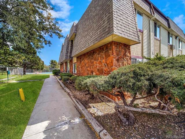 9650 Huron Street #2, Thornton, CO 80260 (#1868116) :: The HomeSmiths Team - Keller Williams