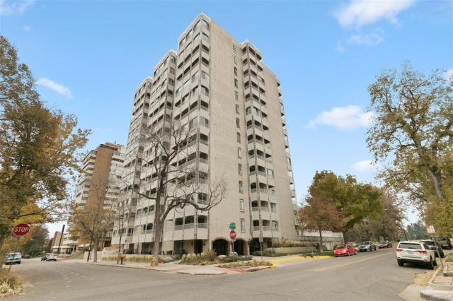 1200 N Humboldt Street #1201, Denver, CO 80218 (#1868266) :: Sellstate Realty Pros
