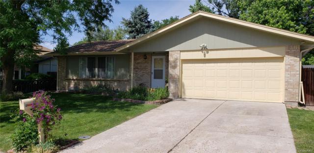 6772 Xenon Drive, Arvada, CO 80004 (MLS #1869549) :: 8z Real Estate
