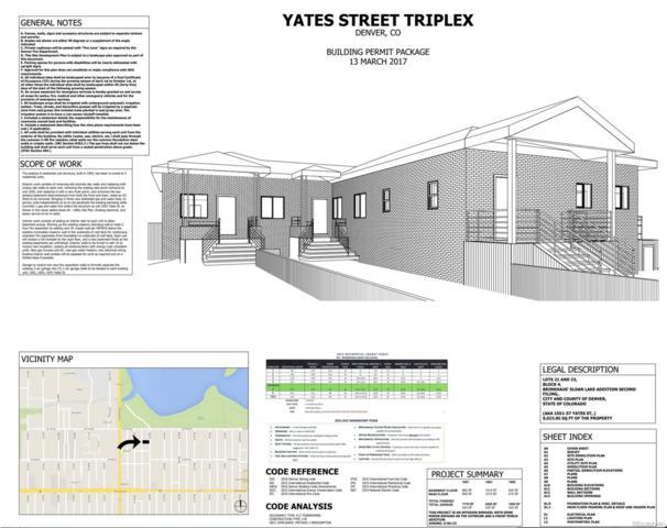 1651 Yates Street, Denver, CO 80204 (MLS #1869888) :: 8z Real Estate