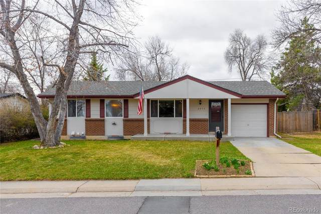 6954 W 74th Place, Arvada, CO 80003 (#1869938) :: HomeSmart
