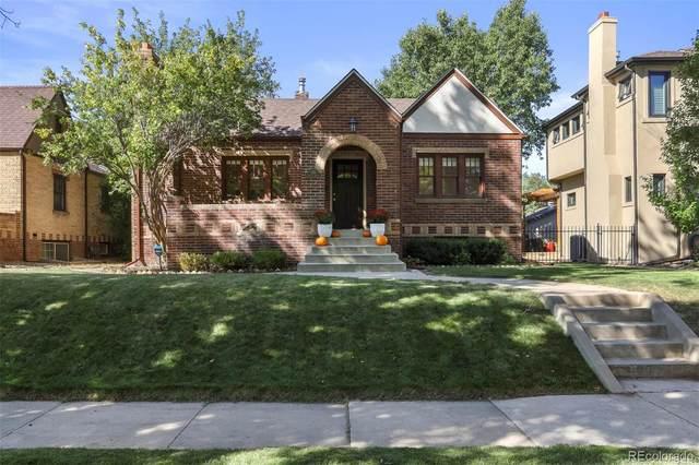 1315 Dexter Street, Denver, CO 80220 (#1870131) :: Portenga Properties