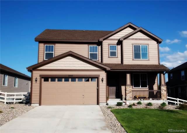 2940 Echo Park Drive, Castle Rock, CO 80104 (#1870401) :: Colorado Home Finder Realty