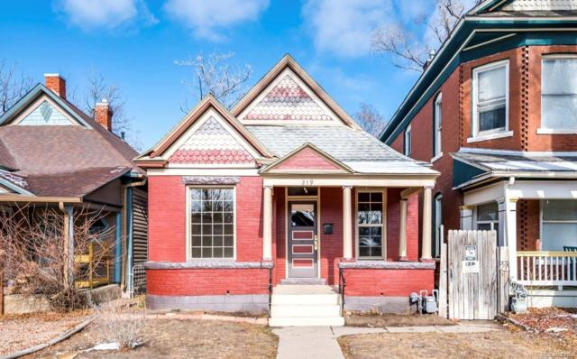 219 W Evans Avenue, Pueblo, CO 81004 (#1870963) :: The Heyl Group at Keller Williams