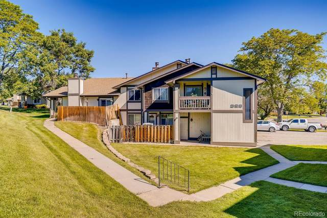 8553 Chase Drive #327, Arvada, CO 80003 (MLS #1870989) :: 8z Real Estate