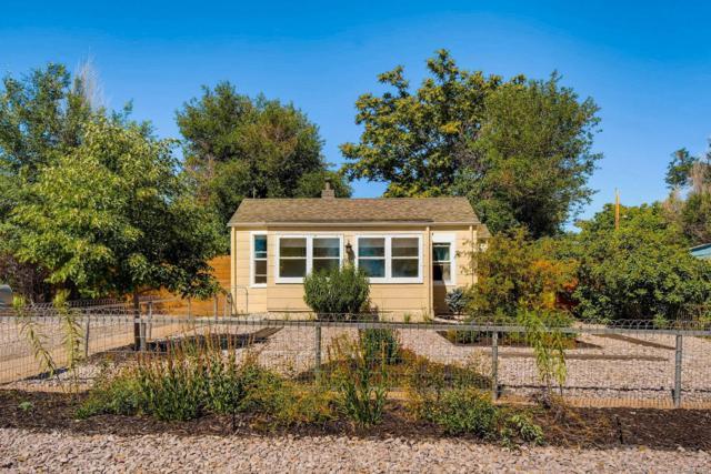 951 S Patton Court, Denver, CO 80219 (#1871198) :: Bring Home Denver