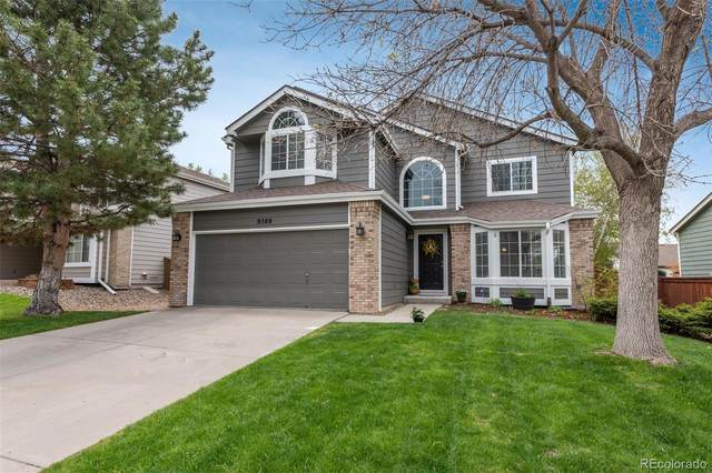 9589 Painted Canyon Circle, Highlands Ranch, CO 80129 (MLS #1871366) :: 8z Real Estate