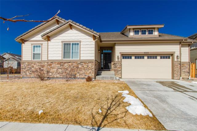 15525 E 115th Avenue, Commerce City, CO 80022 (#1871398) :: Bring Home Denver