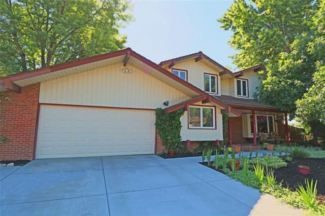 7210 E Euclid Drive, Centennial, CO 80111 (#1871955) :: House Hunters Colorado