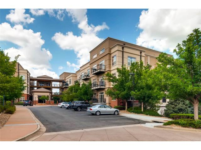 5677 S Park Place 111D, Greenwood Village, CO 80111 (MLS #1872084) :: 8z Real Estate